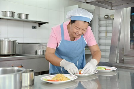 Chef Prepared Cuisine & Dietary Program