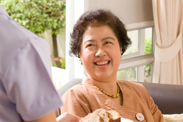 การดูแลผู้สูงอายุระยะยาว